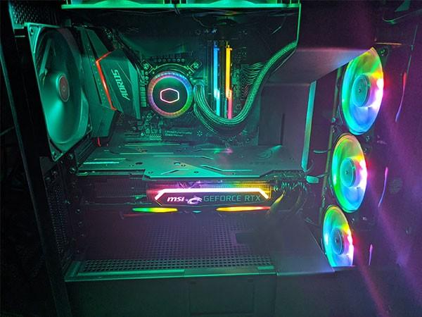 2070 Super PC Gaming Računalnik