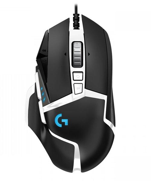 Logitech G502 Special Edition Hero Gaming MIska