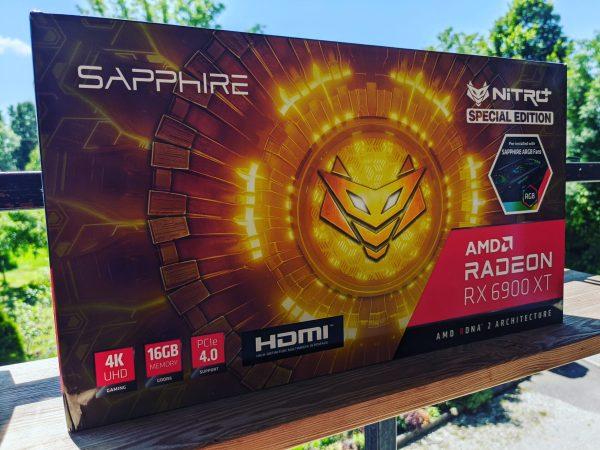 NITRO AMD Radeon™ RX 6900 XT Special Edition