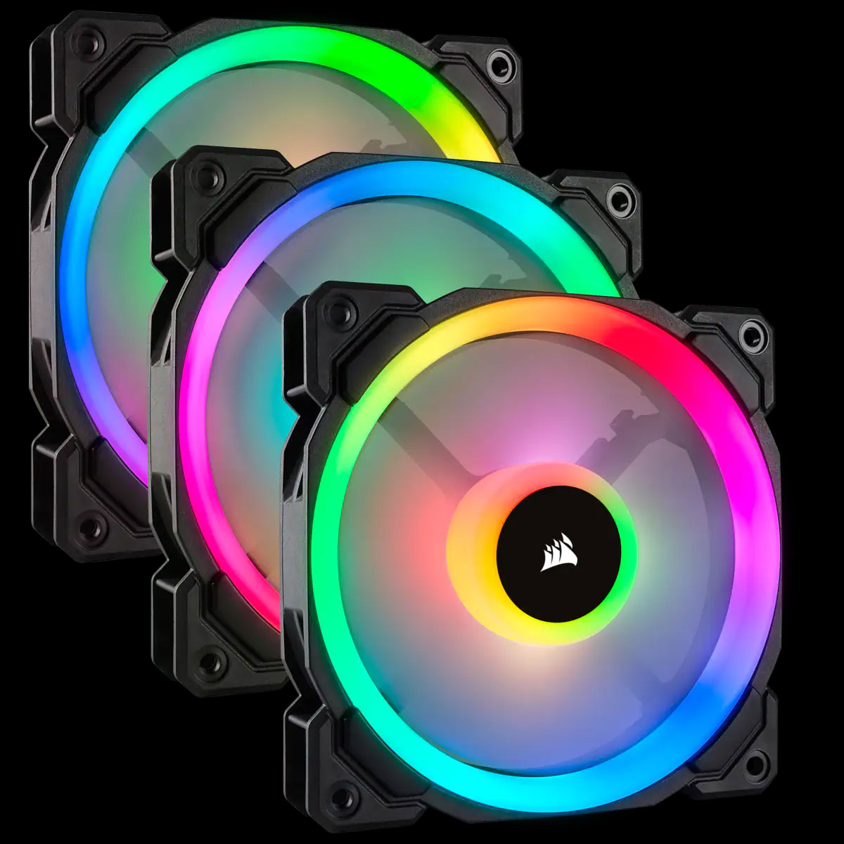 Corsair LL120 RGB Ventilatorji