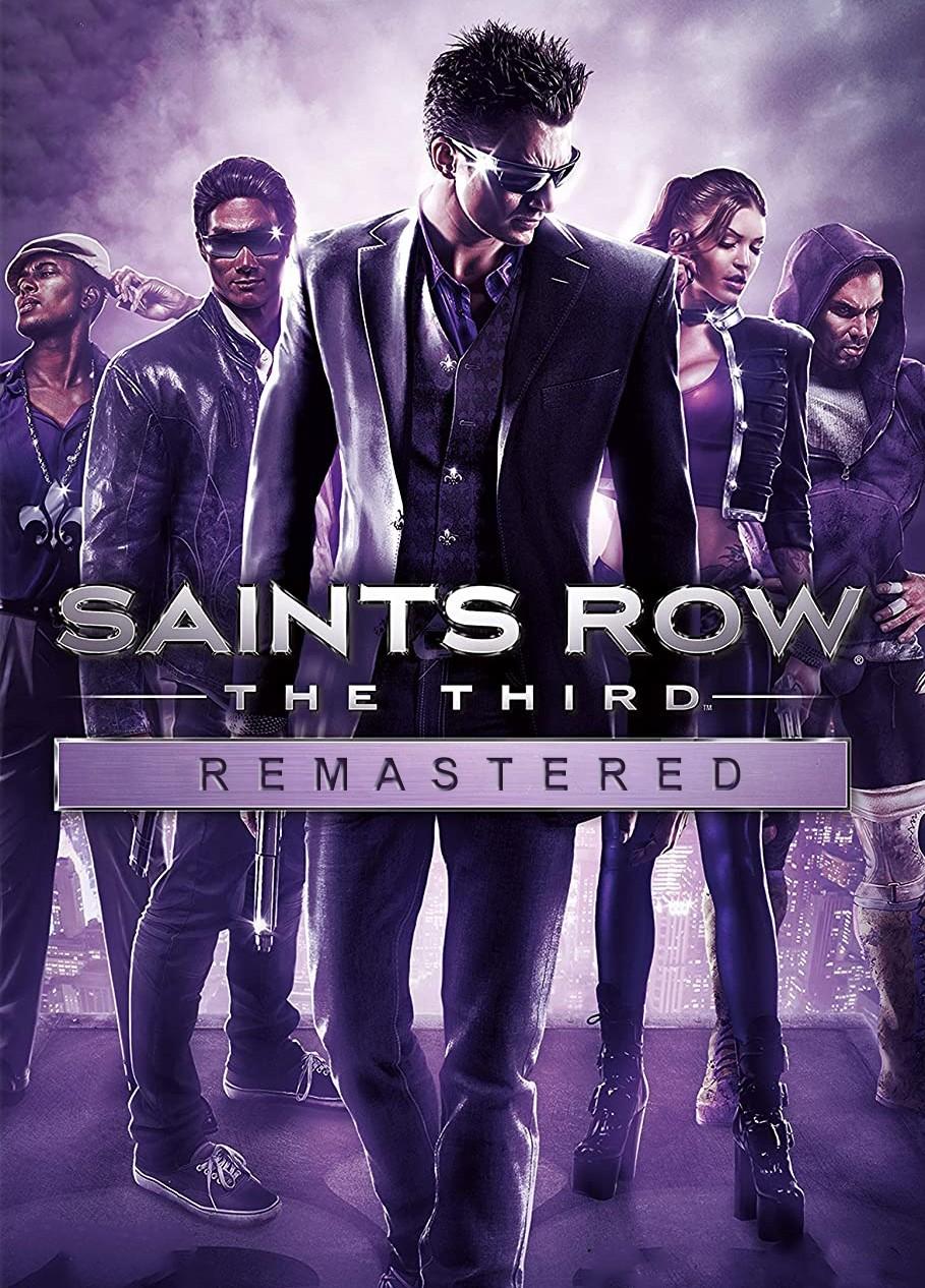 [FREE] Saints Row: The Third Remastered – Prevzemi jo na EPIC STORE do 02.09.2021