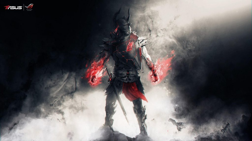 4k Asus Gamer Gaming Ozadje za Racunalnik